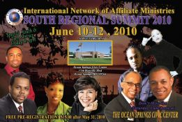 Divine Realignment - 2010 South Region Summit